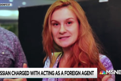 Butina previously testified privately to Senate Intel Committee