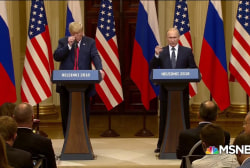 White House leaves Putin support for Trump out of transcript