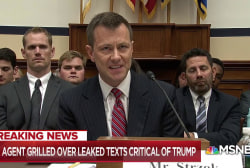 Strzok holds his own as Republicans try to put on show at hearing