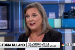 Nuland: Putin heads to Trump meeting with lots of wants
