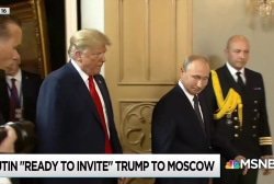 Trump gets picky about formality of invite to Moscow from Putin
