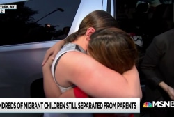 Trump admin pressured over parents deported without their kids