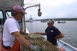 Maine's lobstermen impacted by China trade penalties