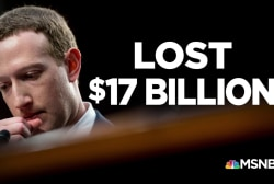 What caused Facebook's fall on Wall Street?