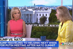 Where does the U.S. stand ahead of NATO summit?