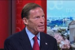 Senator expresses doubt on Kavanaugh confirmation