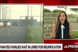 Many families separated at border wait to be reunited