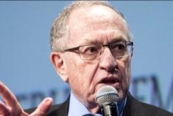 Alan Dershowitz gets chilly reception on Martha's Vineyard
