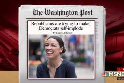 GOP looks to make Democrats 'self-implode': Robinson