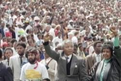 Mandela legacy honored at Global Citizen Festival