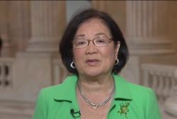 Senator previews committee hearing on reunification
