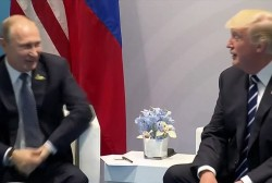 'The worst possible way to walk into' a Putin summit