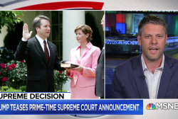Fmr. law clerk: America will 'fall in love with' Judge Kavanaugh