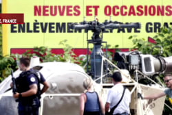 One more thing: A French prison escape straight out of an action movie