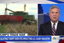 Vilsack: Farmers want markets, not bailouts