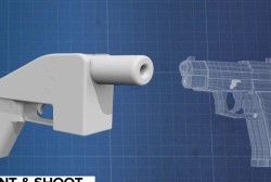 President Trump consulted NRA about 3D-printed 'ghost guns'
