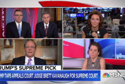 """Wehner: Kavanaugh is extremely smart, the """"antithesis"""" of Trump"""