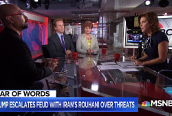 Ghosh: Spat between Trump, Rouhani is 'hypocrisy on both sides'