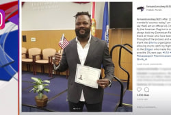 #GoodNewsRUHLES: MN Twins pitcher becomes legal U.S. citizen
