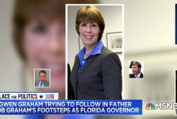 Gwen Graham: The only woman in wide field for Florida Governor