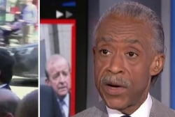 Rev. Al Sharpton: Cohen was very clear to me that he was loyal to the country and his family