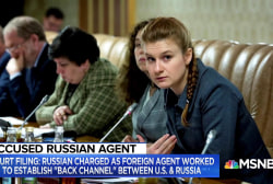 Julia Ioffe: Maria Butina was good at getting close to people at the top