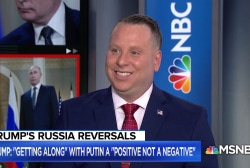 Sam Nunberg: Michael Cohen made recording to protect himself in case he was 'disowned'