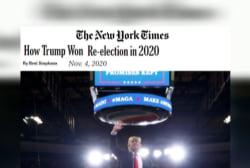 'How Trump won re-election in 2020': NYT columnist pens hypothetical piece