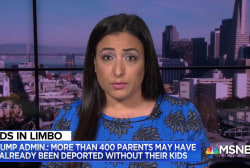 What happened to the children separated at the border?