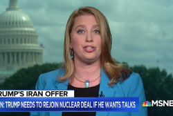 Fmr. DOE official on US-Iran mtg: 'There's always benefit to engagement'