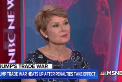 Swonk on Trump's tariffs: 'This is a tax'