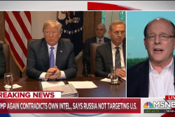 Fmr. Bush official: Trump 'betrayed' the U.S.