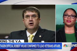 What's in store for the new Secretary of Veterans Affairs
