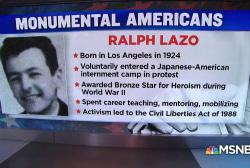 #MonumentalAmerican: WWII Bronze Star awardee