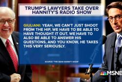 Howell Raines: Trump lawyers 'assault' on judiciary unprecedented