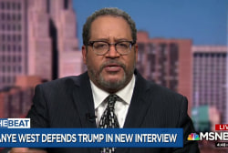 Michael Eric Dyson: I love you Kanye West, but shame on you