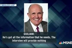 Bizarre: Trump's lawyers leak their own strategy