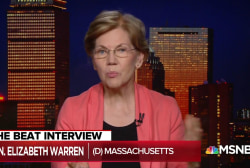 Sen. Elizabeth Warren: Trump admin 'most corrupt in living memory'