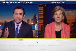 Ari Melber's full interview with Senator Elizabeth Warren