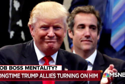 Fmr. Prosecutor: Trump language like 'kingpins and drug dealers'