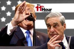 Mueller again eyes Roger Stone as Trump ends a wild week
