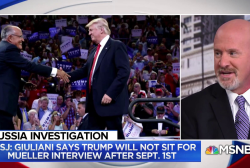 Fmr prosecutor on Trump lawyers: 'They are not tethered to facts'