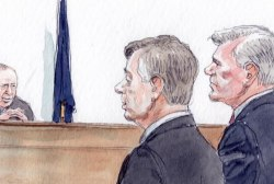 Prosecutors in Manafort trial say the evidence is 'overwhelming'