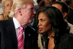 Omarosa: Tapes exist of Trump using racial epithets