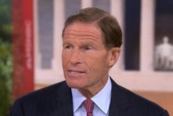 Sen. Blumenthal: White House looking like a criminal enterprise