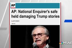 AP: National Enquirer's safe held damaging Trump stories