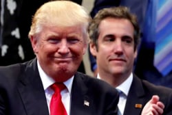 In Fox interview, Trump seems to confess to campaign finance violation