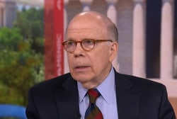 Fmr. CIA Director: Trump acting like a 'mad king'
