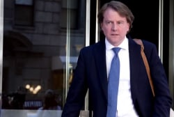 NYT: Trump doesn't know what McGahn told Mueller