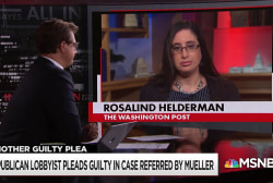 Another guilty plea arises from Mueller probe